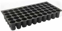 Seedling Tray, Nursery Tray, Germination Tray, Pro Tray 50 Cavity Pack of 10