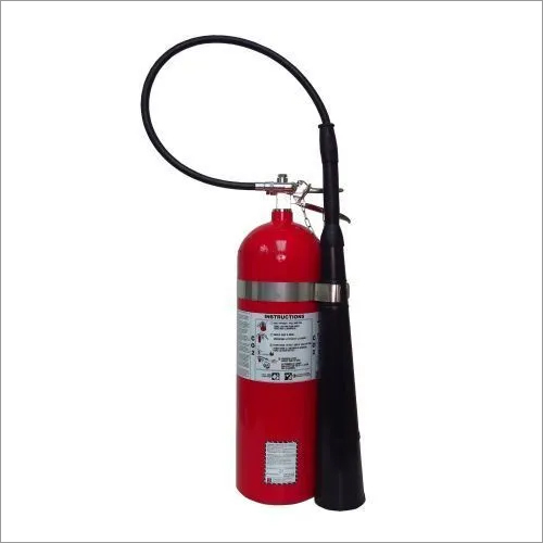 Water CO2 Type Fire Extinguishers