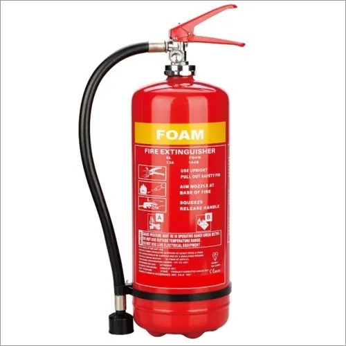 Mild Steel AFFF Type Fire Extinguishers