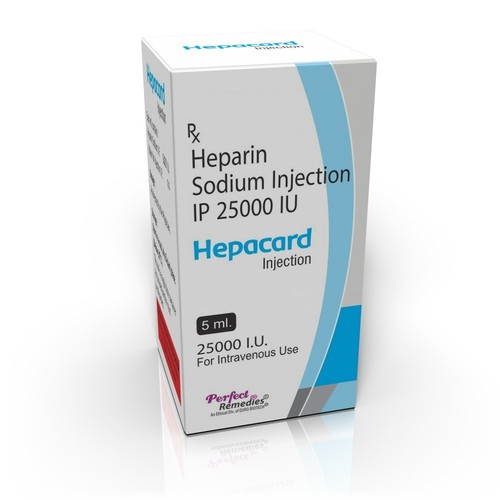Heparin Sodium Injection 25000 IU