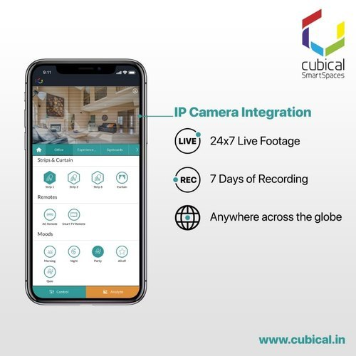 Digital Home Automation