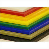 High Molecular High Density Polyethylene Sheet