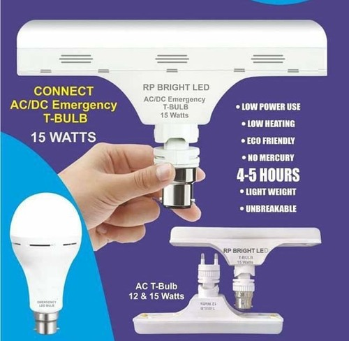 Bulb And Tube Light
