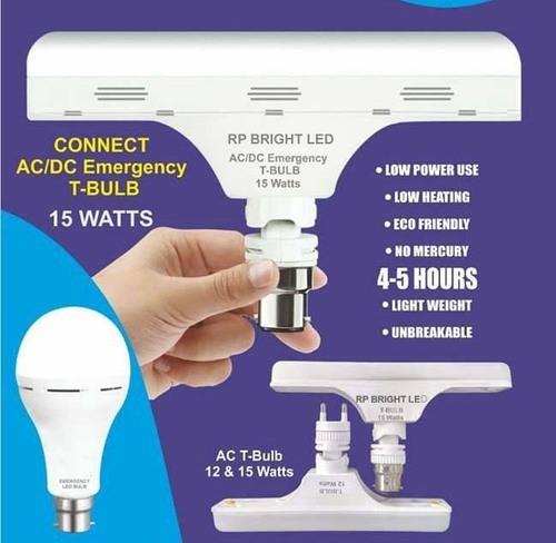 AC,DC T-Bulb