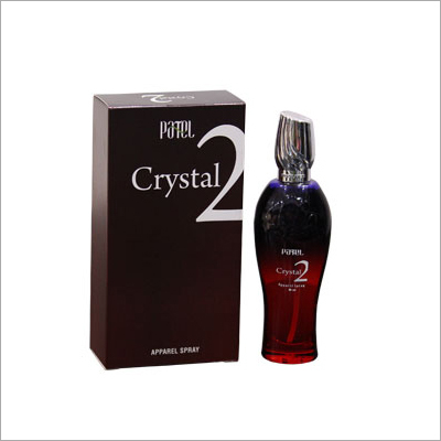 Crystal 2 Apparel Spray