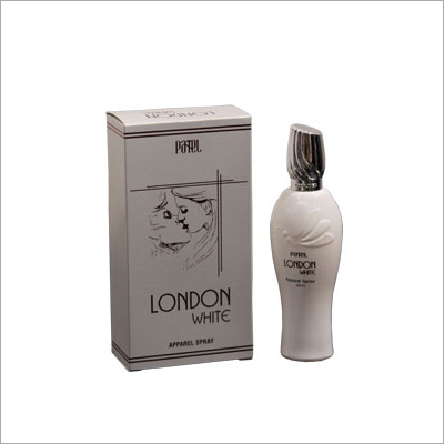 London White Apparel Spray