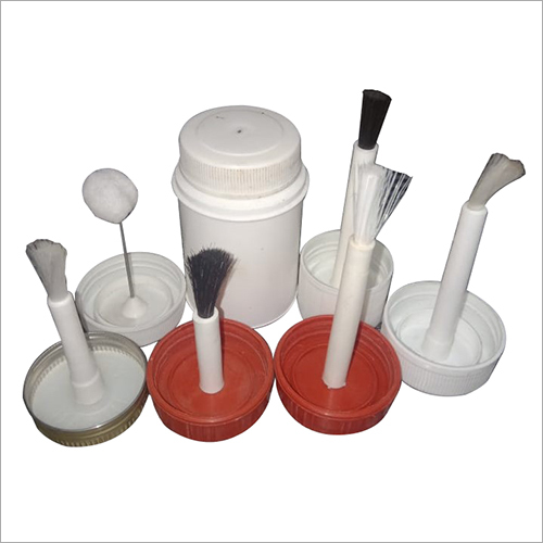 Plastic Solvent Bristle Brush