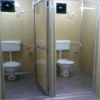 Mini Portable Toilet