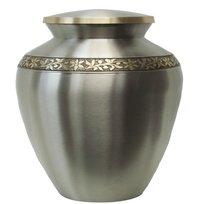 Onyx Elite Brass Metal Cremation Urn