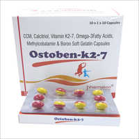 CCM Calcitriol Vitamin K2-7 And Boron Soft Gelatin Capsule
