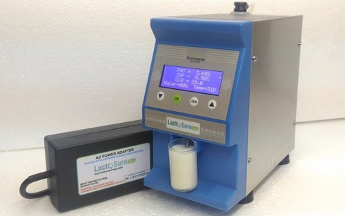 Ultrasonic Milk Analyzer in Mansa