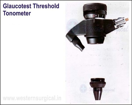 Glaucotest Threshold tonometer