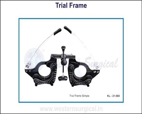 Trial Frame