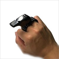 Classic Finger Grip ABS Whistle