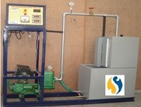 Reciprocating Pump Test Rig Variable Speed With Swinging Field Dynamometer