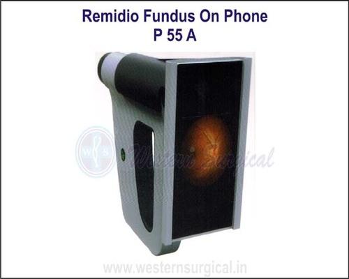 Redmidio Fundus On Phone