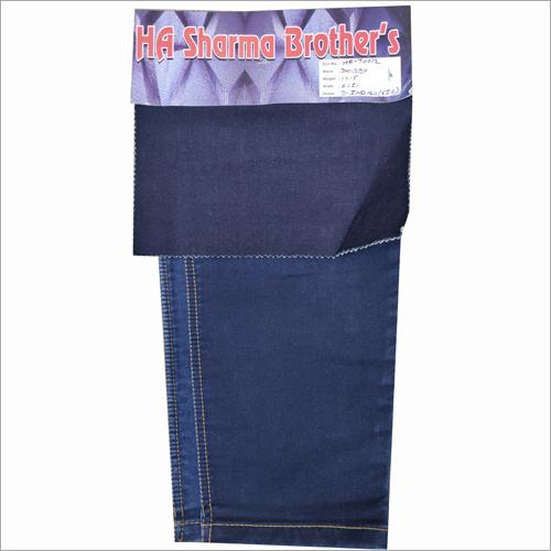 Fancy Dobby Denim Fabric