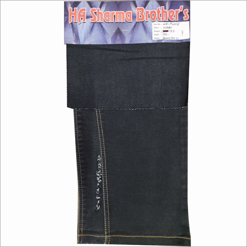 Mens Dobby Denim Fabric