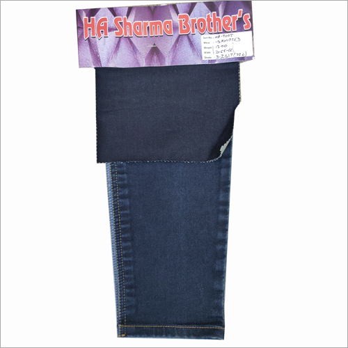 Plain Denim Fabric