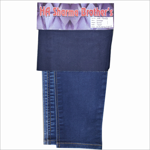 Fancy Denim Fabric