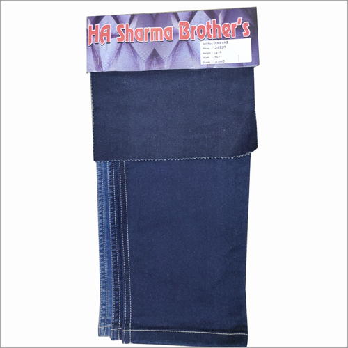 Dobby Denim Fabric