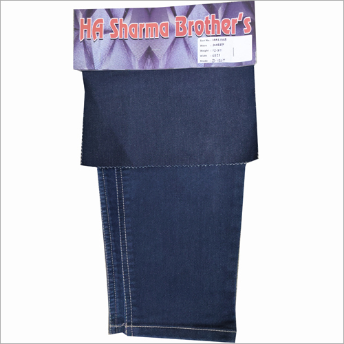 Jeans Dobby Denim Fabric