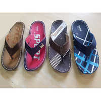 Gents PU Slippers