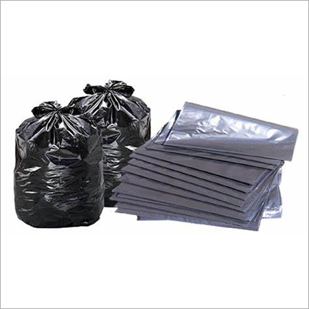Plastic Black Garbage Bag
