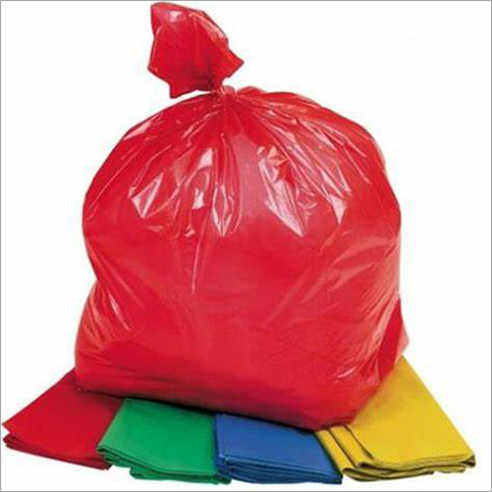 Plastic Color Garbage Bag