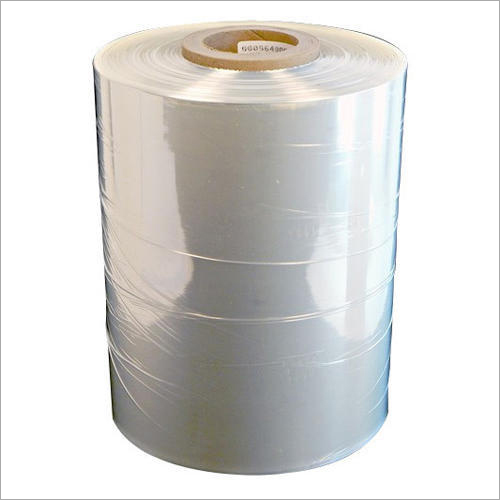 Treated Plastic Packaging Roll