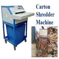 Heavy Duty Cardboard Shredder