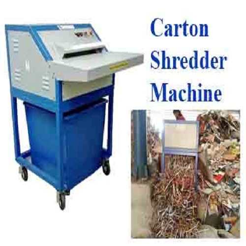 Heavy Duty Cardboard Shredder