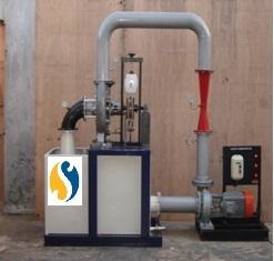 Kaplan Turbine Test Rig, Output Power 1 Kw