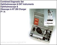 Combined diagnostic set