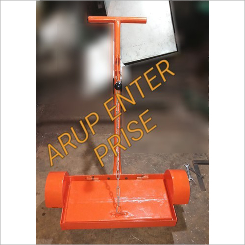 Industrial Magnetic Floor Sweeper