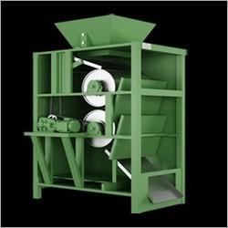 Closed Type Magnetic Double Drum Iron Separator
