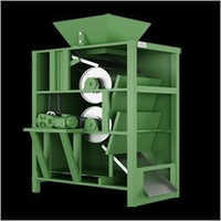 Closed Type Magnetic Double Drum Iron Separator