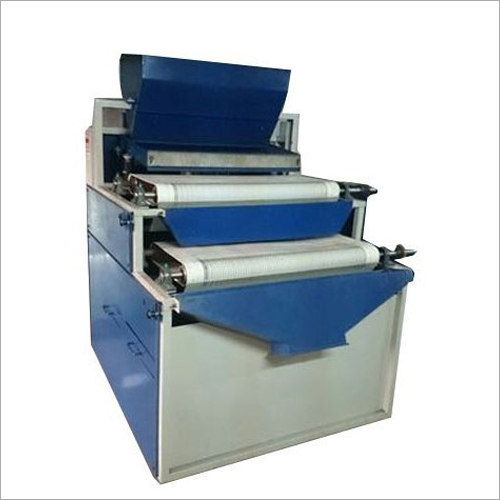 Double Roller Magnetic Dust Iron Separator Machine