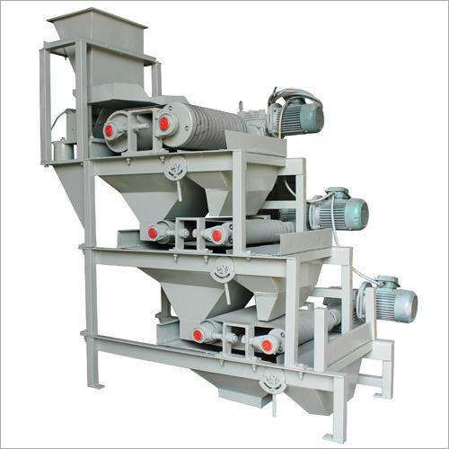 Induced Roll Magnetic Separator