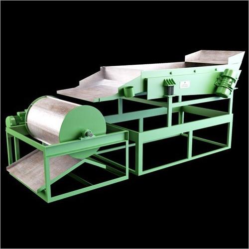 Vibrating Magnetic Iron Separator