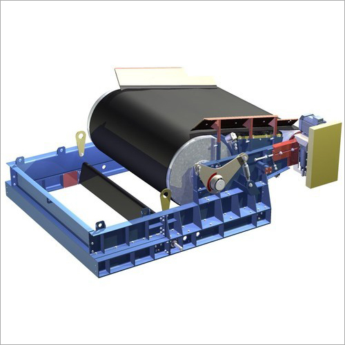 Pulp Magnetic Roller Separator Machine
