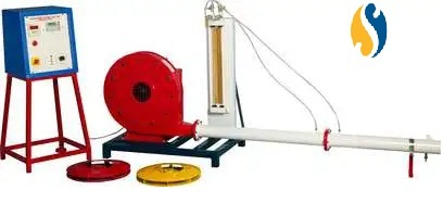 Centrifugal Blower Test Rig With (Variable Speed, Dc Motor)