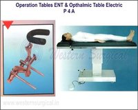 Operation Table(ENT & OPTHALMIC TABLE)