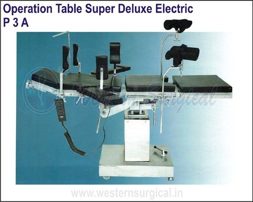 Operation Table super Deluxe Electric