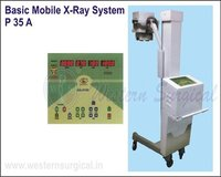 Basic Mobile X-Ray System Specification 100 mA