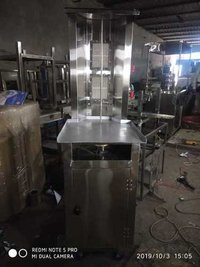 Standing Shawarma Machine