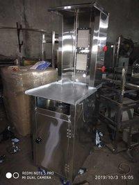 Standing Shawarma Machine