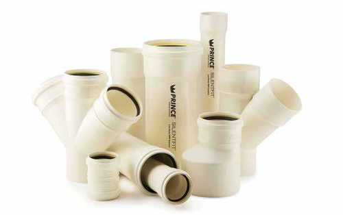 Prince Silent Fit Swr Pipe & Fitting