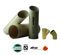 PRINCE SILENTFIT SWR PIPE & FITTING