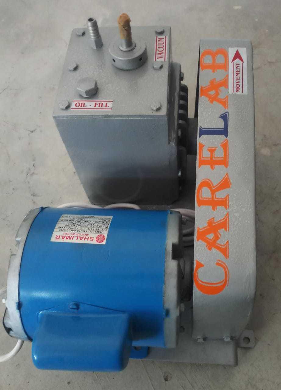 High Rotary Vacuum Pump